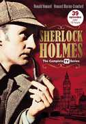 Sherlock Holmes: The Complete Series , Ronald Howard