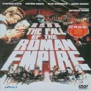 Fall of the Roman Empire [Import] , Christopher Plummer