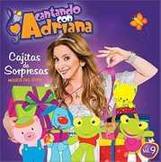 Cajitas de Sorpresas Vol. 9 [Import] , Adriana