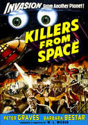Killers From Space (Restored Edition) , Peter Graves