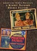 The Fighting Trooper (1934) /  Phantom Patrol (1936) , Kermit Maynard