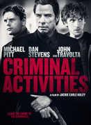 Criminal Activities , Michael Pitt