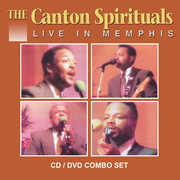 Live in Memphis , The Canton Spirituals