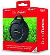 iSound 6704 DuraTunes Bluetooth Speaker IPX4 Black