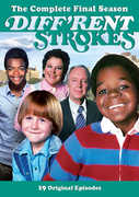 Diff'rent Strokes: The Complete Final Season , Gary Coleman
