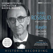 Rosbaud Conducts Haydn /  Sinfonien & Concertos