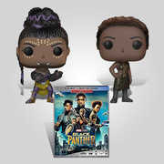 Black Panther Women Blu-ray Bundle , Chadwick Boseman
