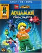 LEGO DC Super Heroes: Aquaman: Rage of Atlantis (w/ mini figurine) , Dee Bradley Baker