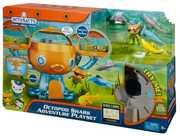 Fisher Price - Octonaughts Octopod Shark Adventure Playset