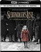 Schindler's List (25th Anniversary Edition) , Liam Neeson