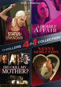4 in 1 Dramatic Thrillers , Wes Brown