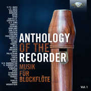 Anthology of the Recorder , Various