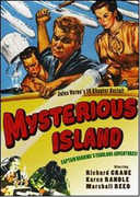 Mysterious Island , Richard Crane