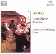 Lyric Pieces (Selection) , Einar Steen-N kleberg