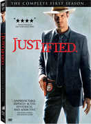 Justified: The Complete First Season , Raymond J. Barry