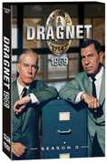 Dragnet 1969: Season 3 , Harry Morgan