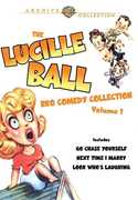 The Lucille Ball RKO Comedy Collection: Volume 1 , Lucille Ball
