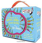 The Little Blue Box of Bright and Early Board Books (Dr. Seuss, Cat in the Hat)