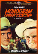 Monogram Cowboy Collection: Volume 6 , Jimmy Wakely