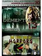 3D Collection: Dementia 13 /  The Little Shop of Horrors , Jack Nicholson