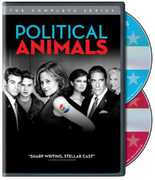 Political Animals: The Complete Series , Sigourney Weaver