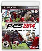 Pro Evo Soccer 2014 for PlayStation 3