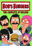 Bob's Burgers: The Complete 2nd Season , H. Jon Benjamin