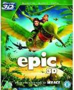 Epic 3D [Import] , Amanda Seyfried