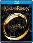 The Lord of the Rings: Theatrical Versions: 3-Film Collection , Alan Howard