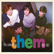 The Complete Them 1964-1967 , Them