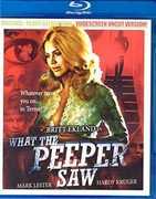 What the Peeper Saw , Britt Ekland