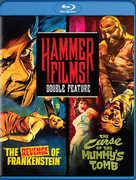 Hammer Films Double Feature: The Revenge of Frankenstein /  The Curse of the Mummy's Tomb