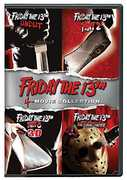 Friday the 13th: 4-Movie Collection , Adrienne King