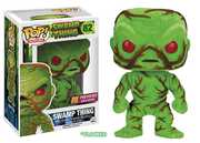Pop! DC Heroes Swamp Thing Flocked PX Vinyl Fig