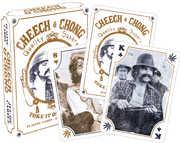 Cheech & Chong Playing Cards