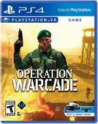 Operation Warcade: VR for PlayStation 4