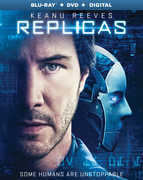 Replicas , Keanu Reeves