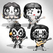 Kiss Funko Bundle