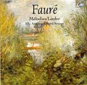 Lieder: Complete Songs , Jean Faure & Orchestre