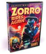 Zorro Rides Again 1 & 2 , John Carroll