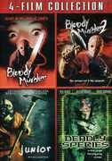 Bloody Murder /  Bloody Murder 2 /  Junior /  Deadly Species , Jessica Morris