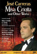 José Carreras: Misa Criolla and Other Works , Claudio Abbado