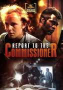 Report to the Commissioner , Yaphet Kotto