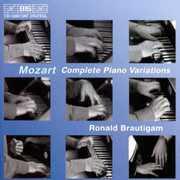 Complete Piano Variations , Ronald Brautigam