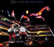 Live at Rome Olympic Stadium , Muse