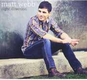 Right Direction [Import] , Matt Webb