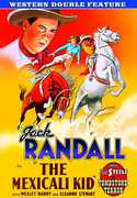 Western Double Feature: Tombstone Terror (1934) /  Mexicali Kid (1938) , Jack Randall