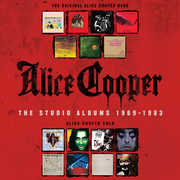 The Studio Albums 1969-1983 , Alice Cooper