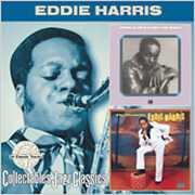 Versatile Eddie Harris /  Sings the Blues