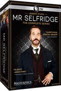 Mr. Selfridge: The Complete Series (Masterpiece) , Jeremy Piven